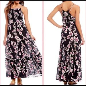 Free People Garden Party Floral Maxi Dress